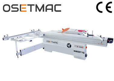 Woodworking Sliding Table Saw Dengan Movable Table MJ6132TYD Buatan Cina